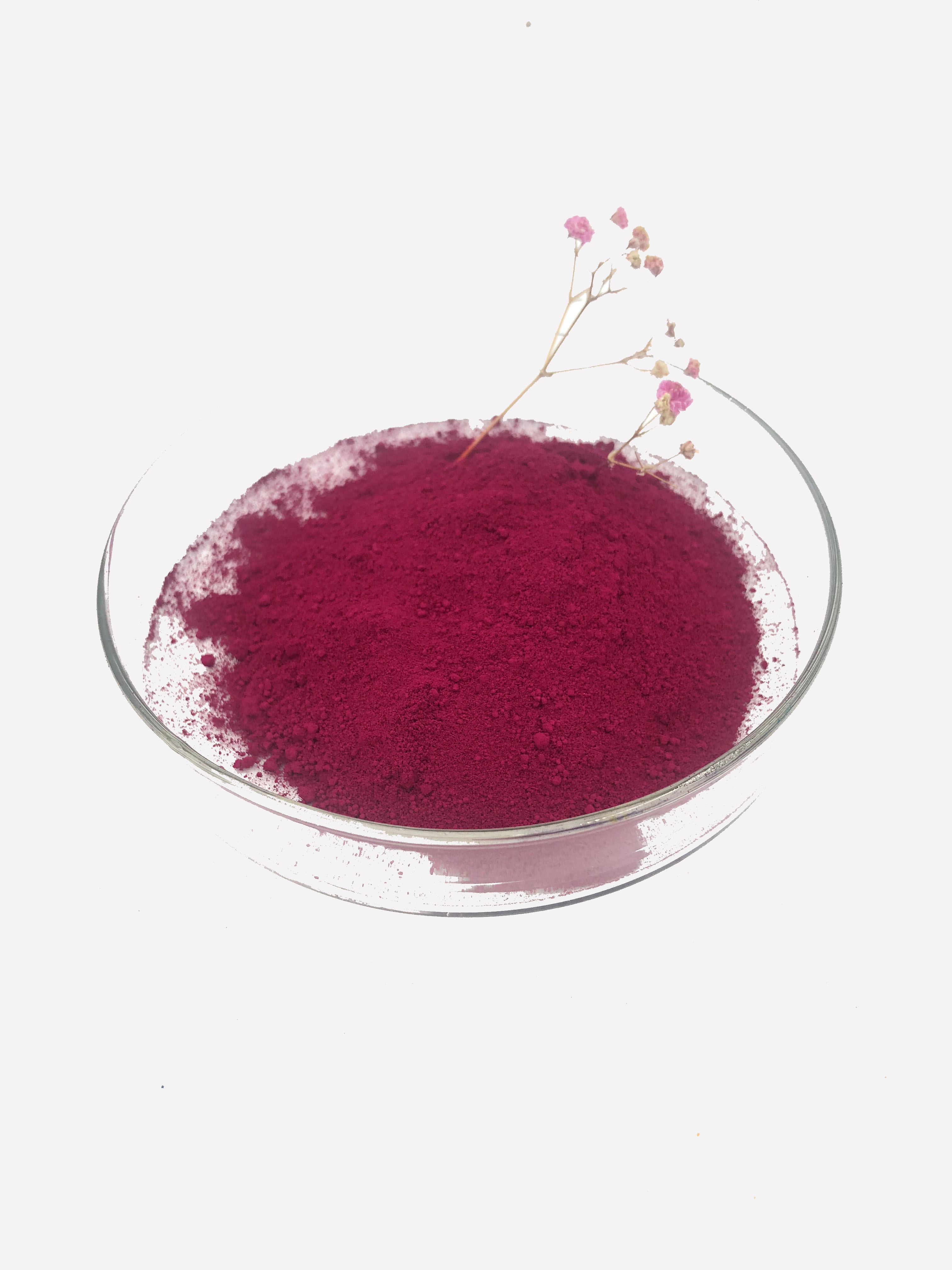 Red Pigment Mainly Powder Coating Industry Strong Tinting Strength with High Weather Resistance