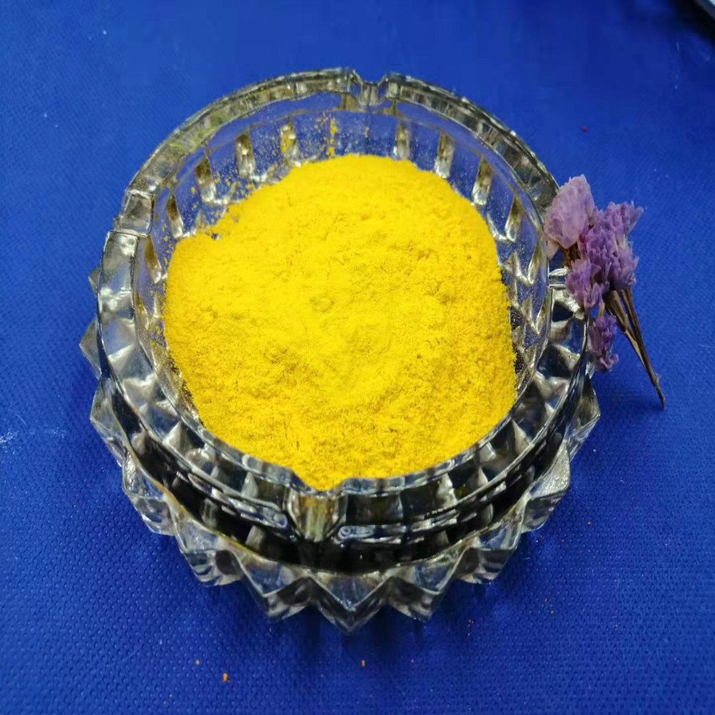 Pigment Yellow 155 For Plastic Coloring Excellent Dispersion With High Sun Resistance And High Heat Resistance 100% Purity