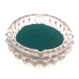 Green Colorant Mainly Plastic TPU Industry Strong Tinting Strength with Great High Temperature Resistance Pure