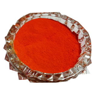 Orange Smoke Dye Excellent Strength Good Thermal Stability for Distress Signals