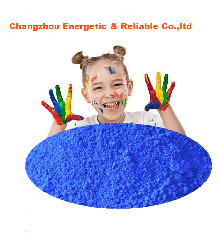 Blue Pigment 6560 Excellent Light Fastness High Tinting Strength For Industrial Coating
