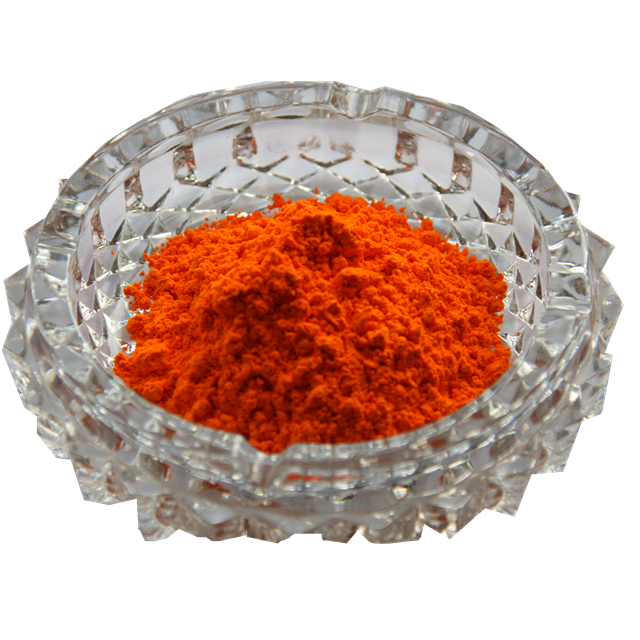 Orange Pigment TPU Special Colorant Outstanding Orange High Temperature Stability