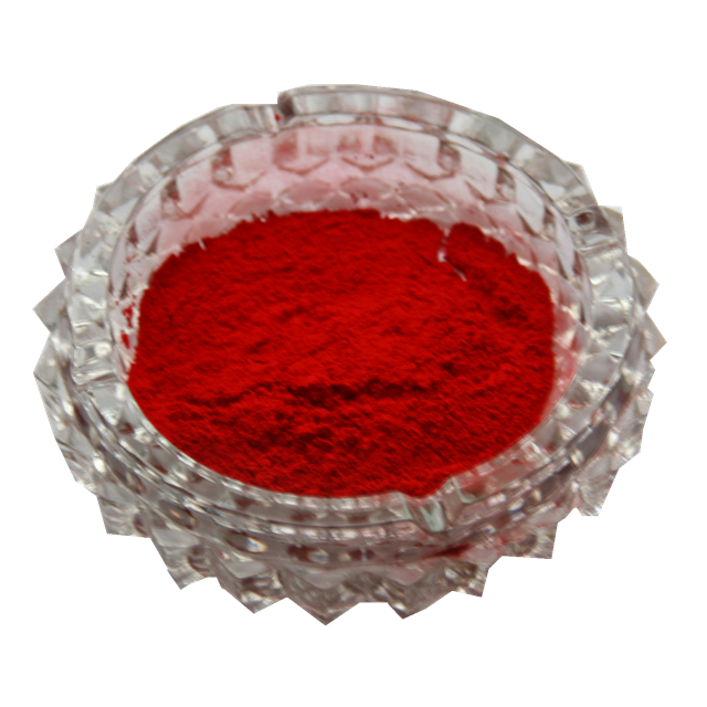 Pigment Red 144 Low Oil Absorption High Effect And Tinting Strength for PP Coloring