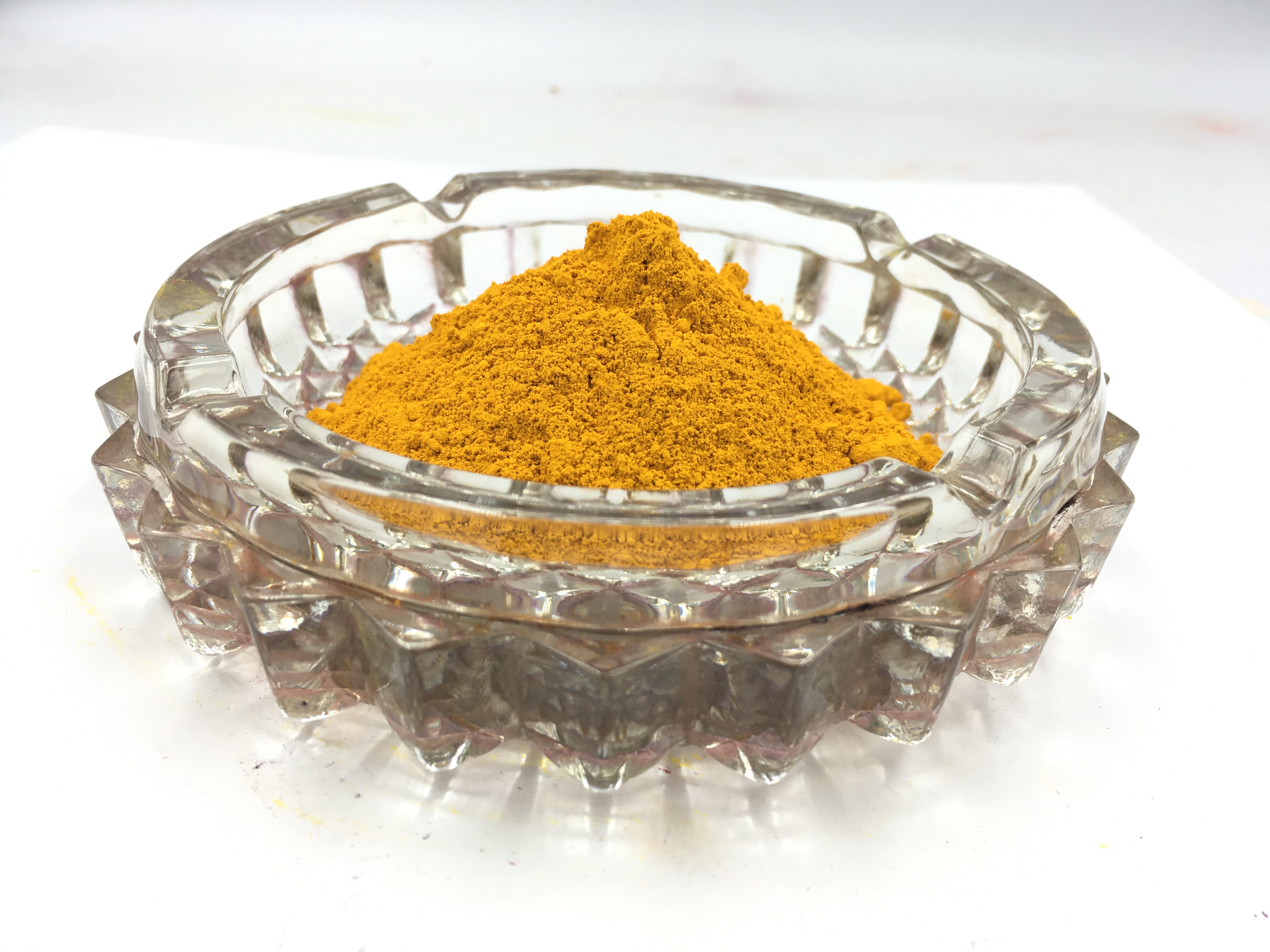 Pigment Yellow 191 CAS 129423-54-7 Excellent Chemical Stability Good Bleeding Resistance For Ink Coating Plastic